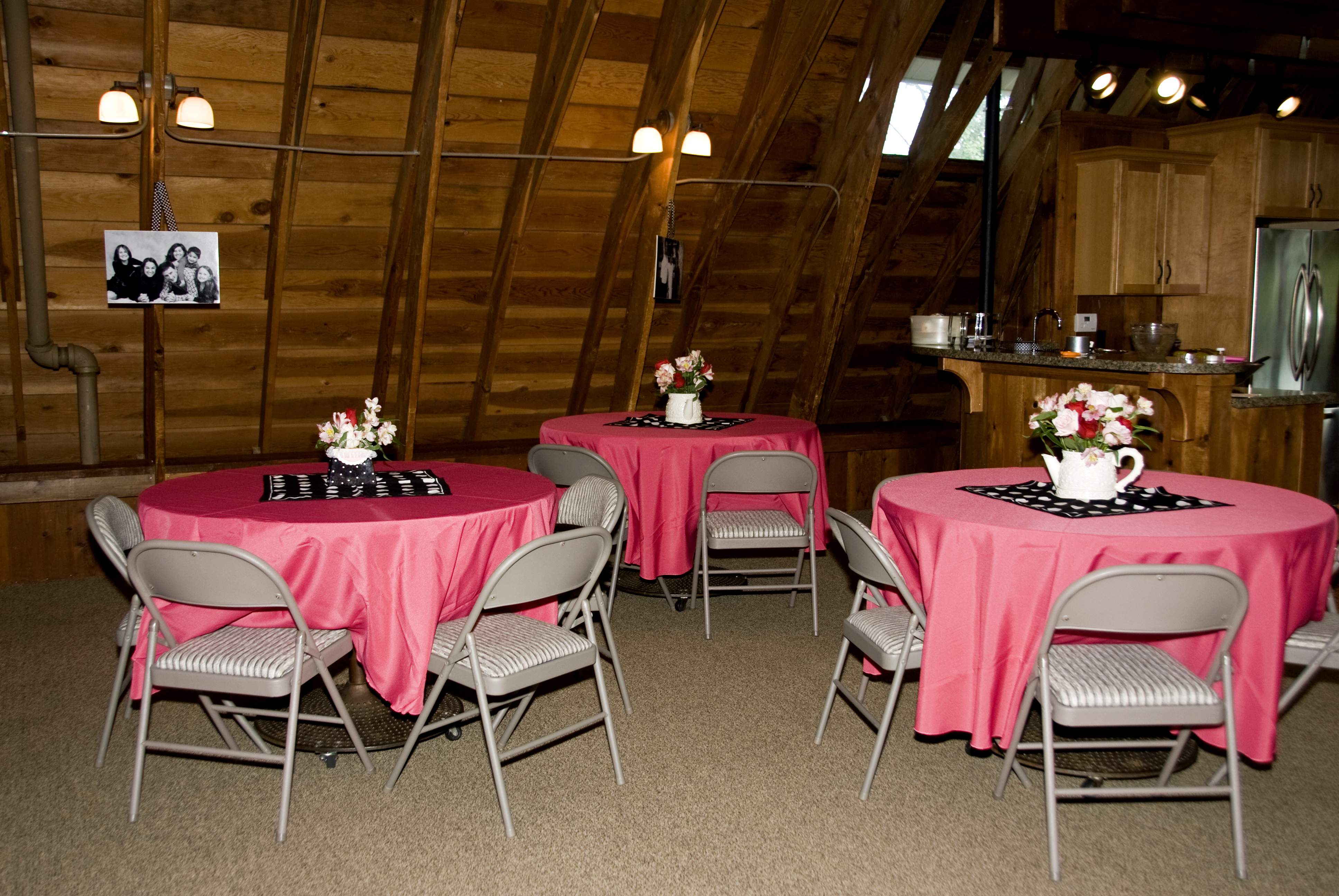 Decorated Tables Partydecorated Tables  Preserve Association